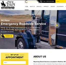 Wyoming Diesel Service